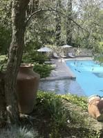 location saisonnière avec piscine