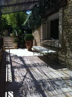 location maison avec jardin  Provence Alpilles